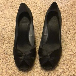 Mootsies tootsies satin dress shoes